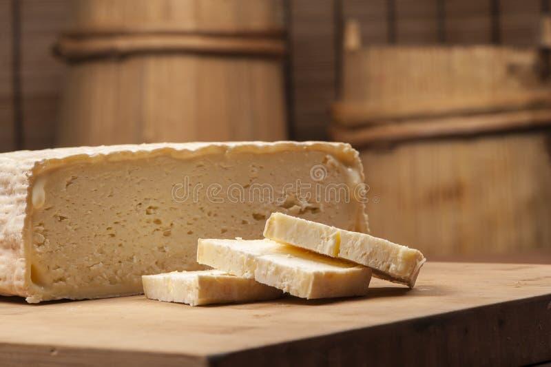 Fantasía del queso fotografía de archivo libre de regalías