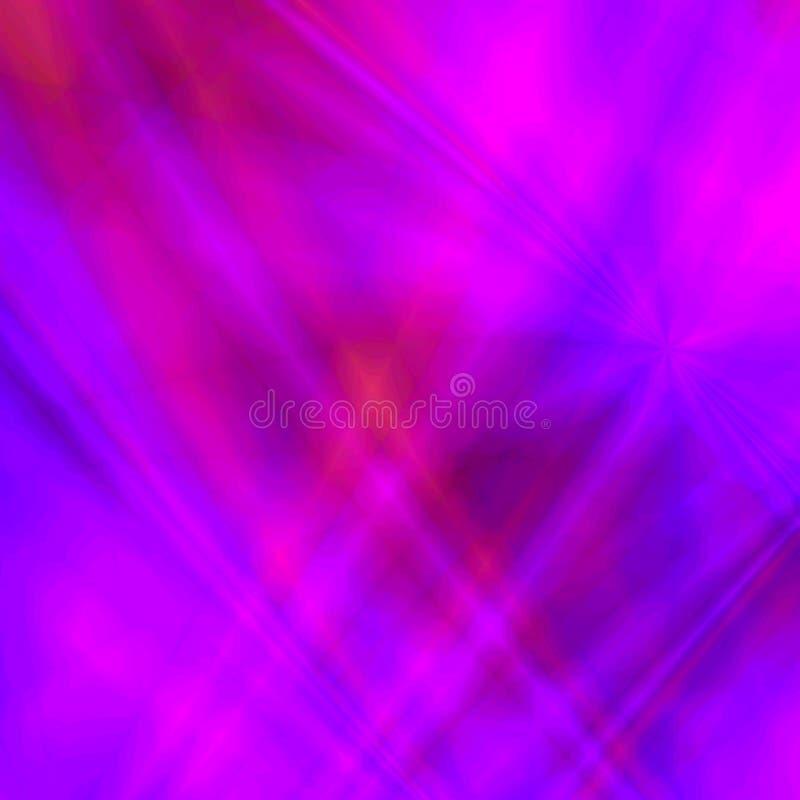 Fantasía rosada ilustración del vector