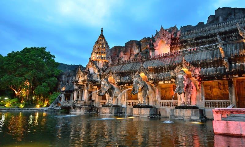 Fantasea, Phuket royalty-vrije stock afbeelding