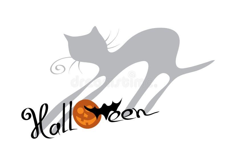 Fantasi för halloween royaltyfri illustrationer