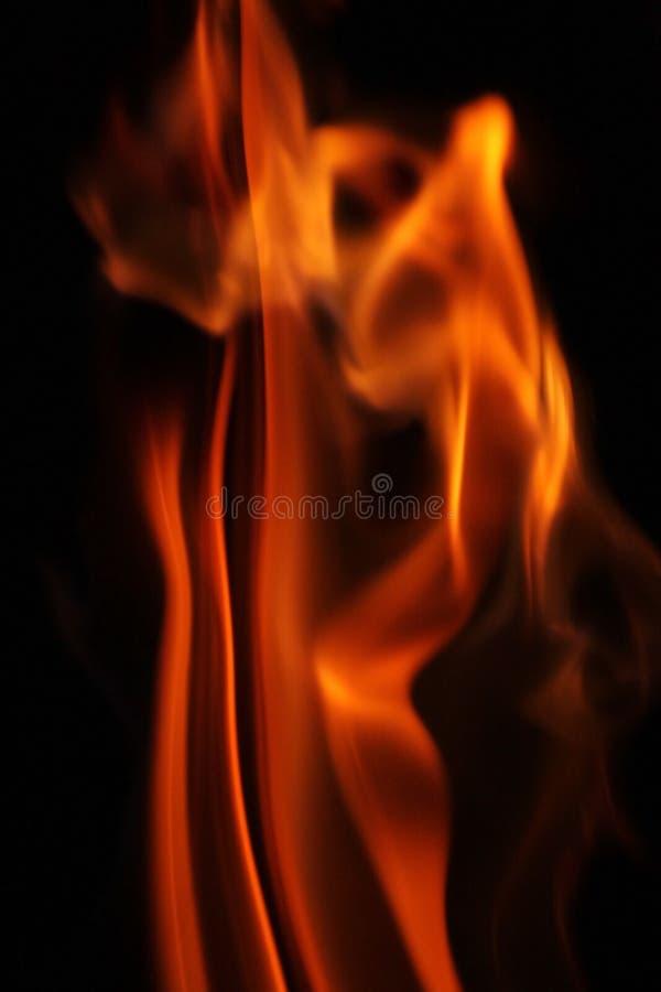 Fantasia do fogo imagem de stock