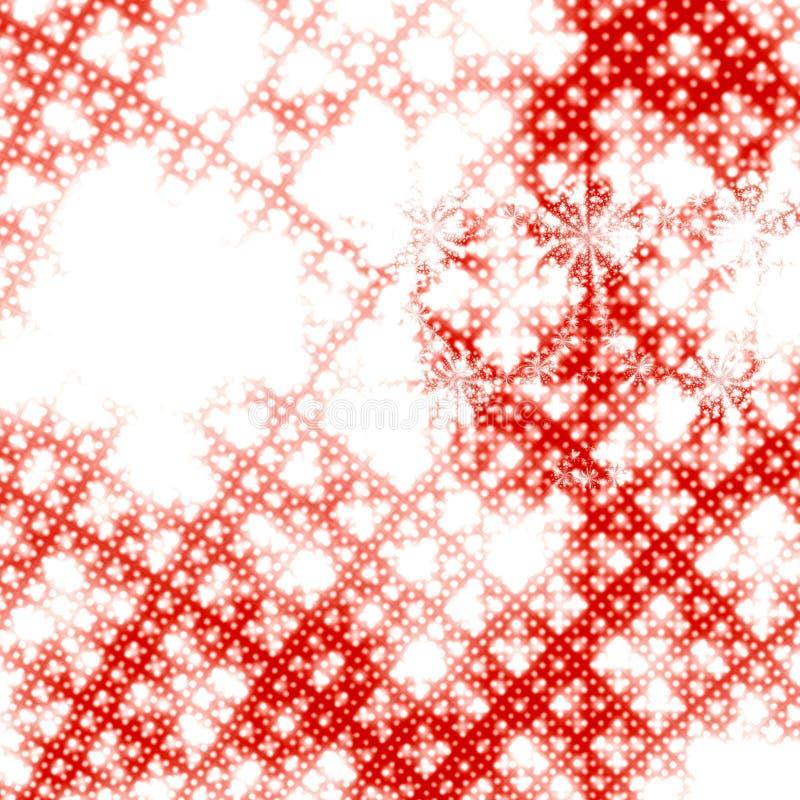 Fantasia vermelha foto de stock