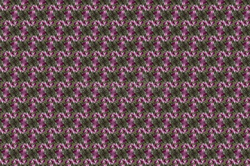 Fantasie bloemenachtergrond royalty-vrije stock afbeelding