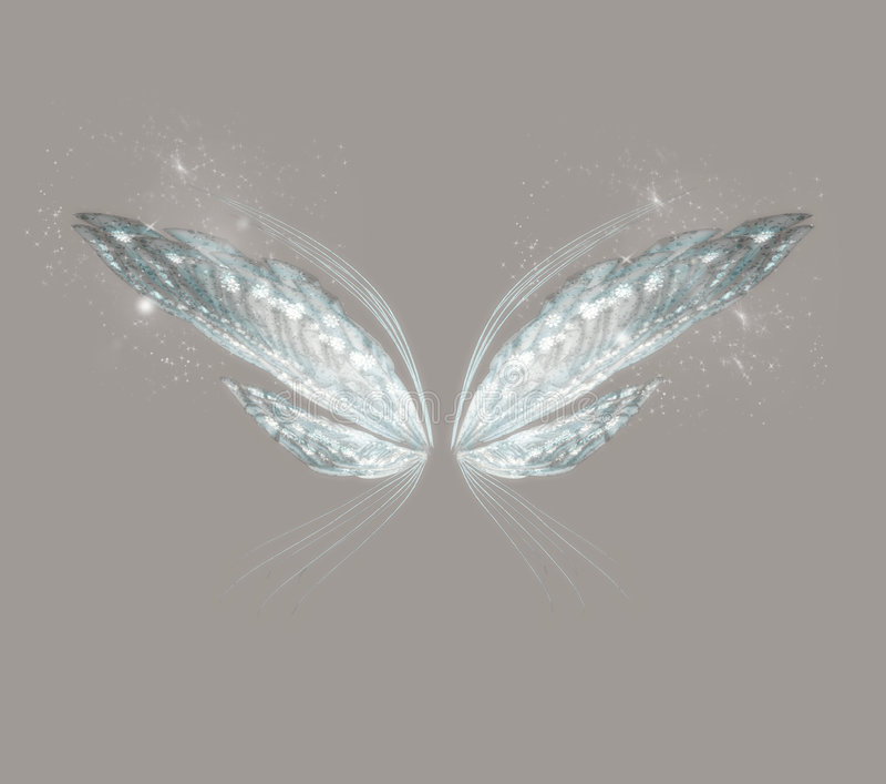 Fantasie-Flügel