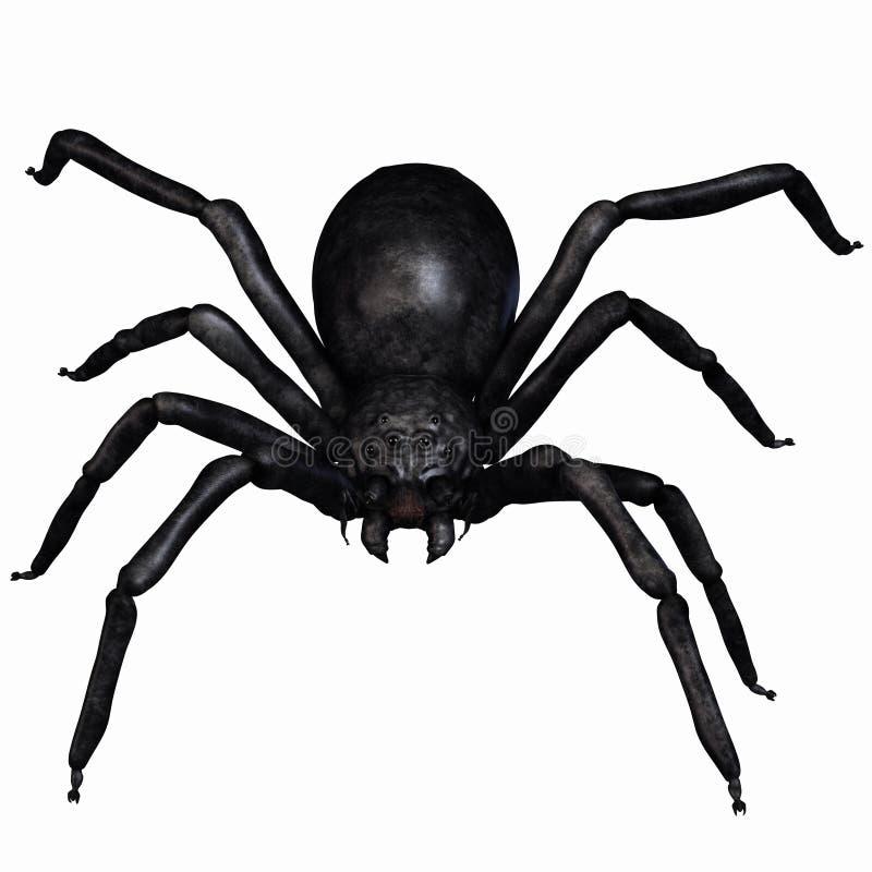 Fantasie-Spinne stock abbildung