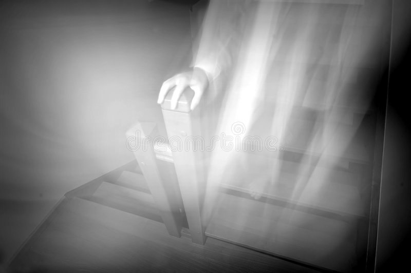 FANTASMA fotografia de stock royalty free