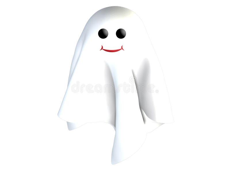 fantasma 3D royalty illustrazione gratis