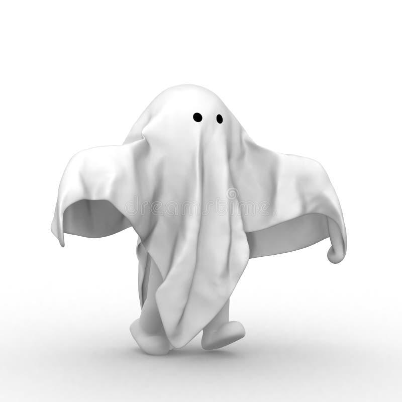 Fantasma ilustración del vector