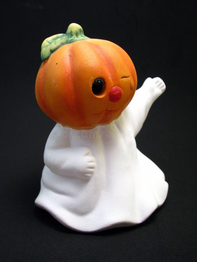 Fantasma Abóbora-Dirigido foto de stock royalty free