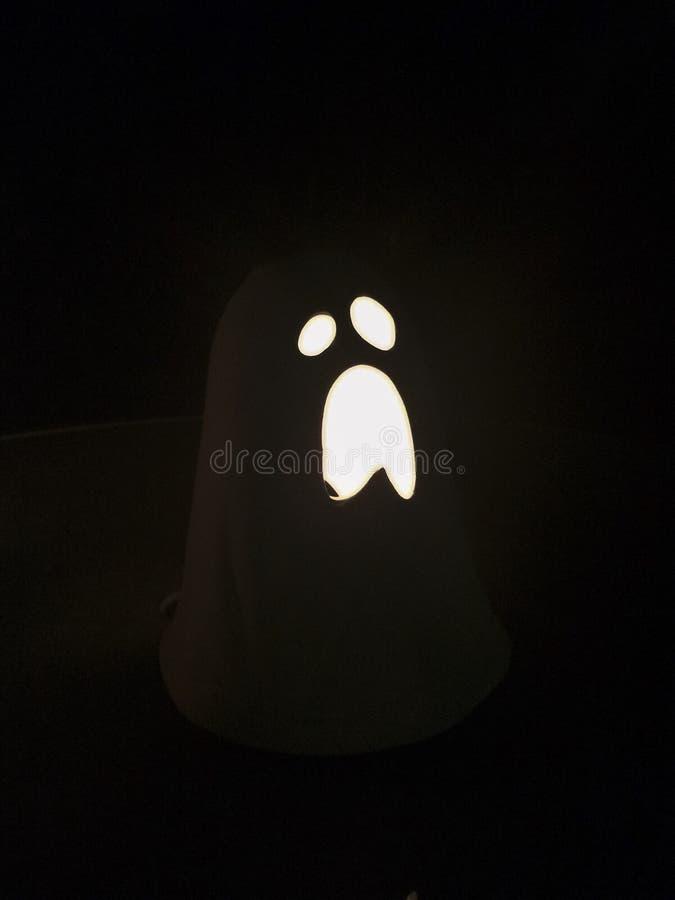 Fantasma de grito foto de stock
