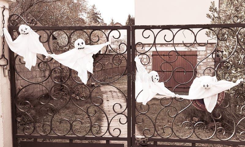 Fantasma de Halloween fotografia de stock royalty free