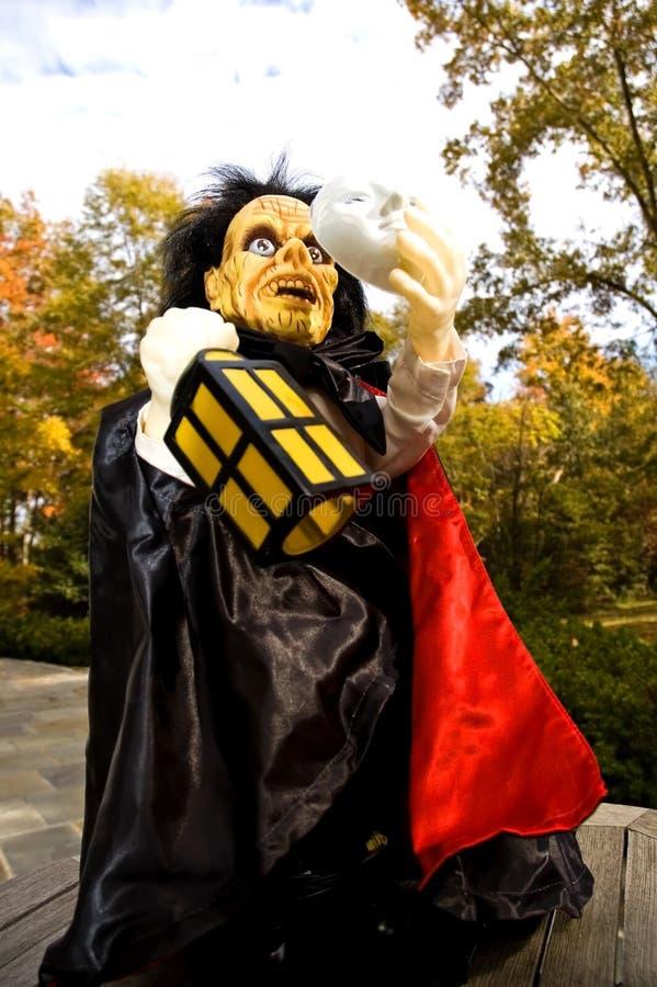 Fantasma de Halloween - 2 foto de stock royalty free