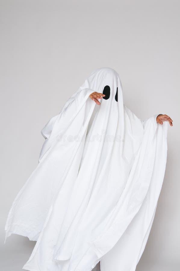 Fantasma de Halloween imágenes de archivo libres de regalías