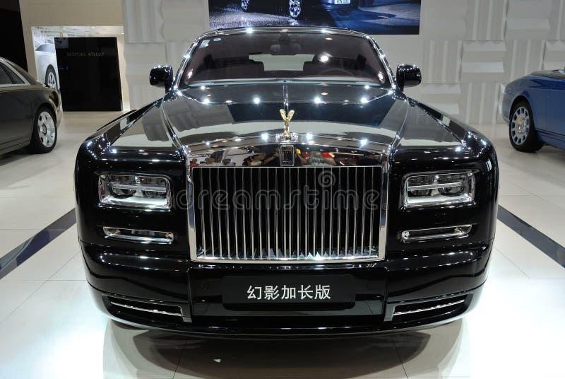 Fantasma de Rolls Royce imagenes de archivo