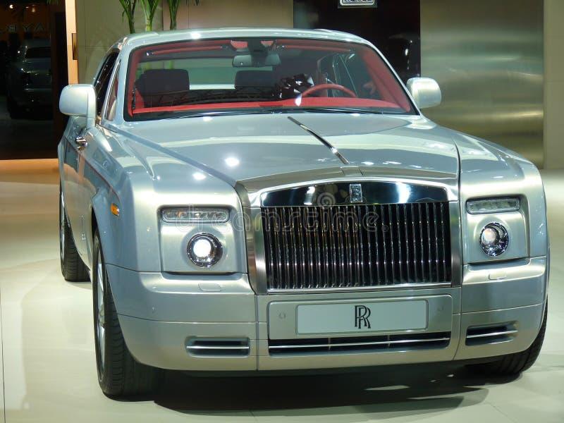 Fantasma de rolls royce foto de stock royalty free
