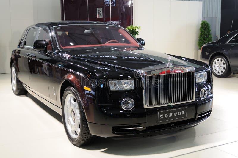 Fantasma de Rolls Royce fotografía de archivo libre de regalías