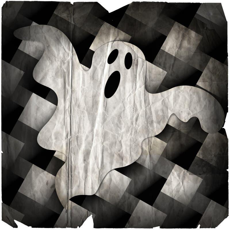 Fantasma de Víspera de Todos los Santos degradado libre illustration