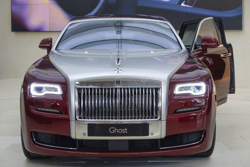 Fantasma della Rolls Royce immagini stock