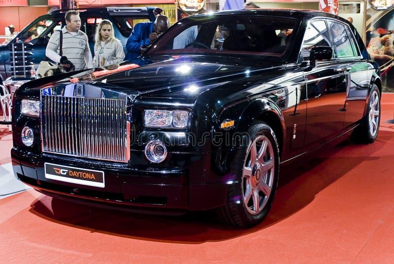 Fantasma della Rolls Royce - MPH fotografia stock libera da diritti