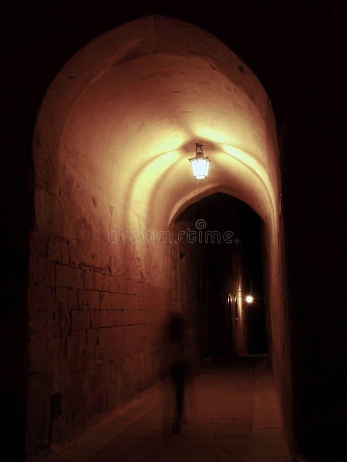 Fantasma do Archway foto de stock