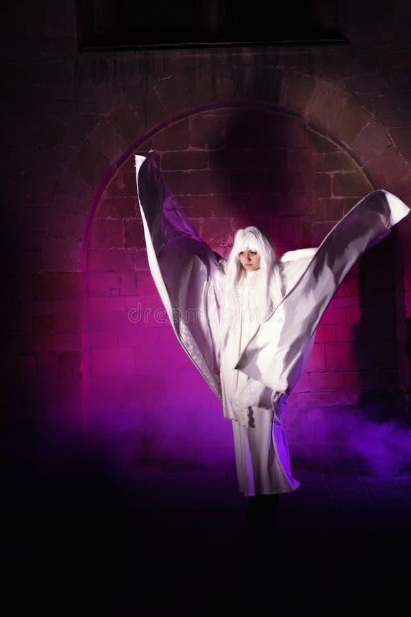 Fantasma do castelo imagens de stock royalty free