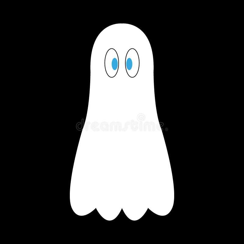 fantasma dos desenhos animados ilustração royalty free