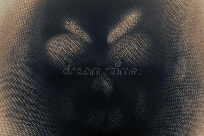 Fantasma en las sombras foto de archivo libre de regalías