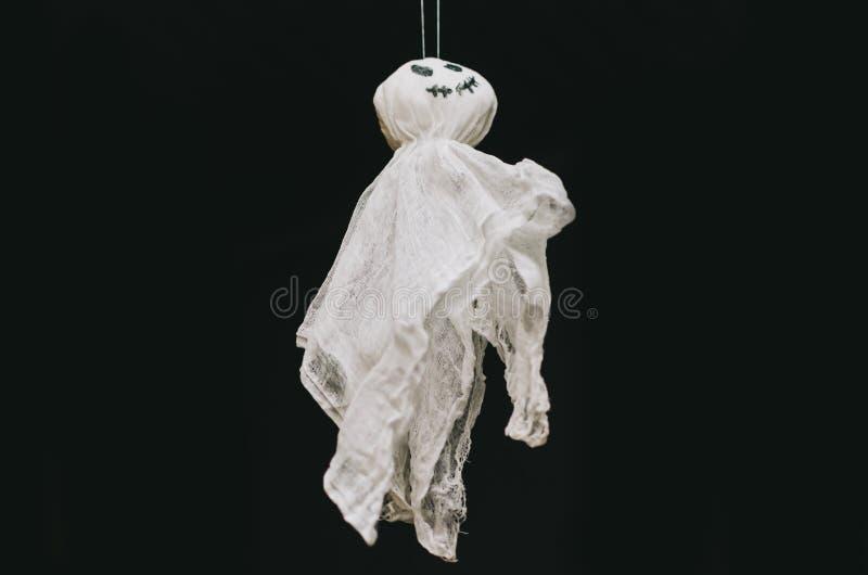 Fantasma en sitio imagen de archivo