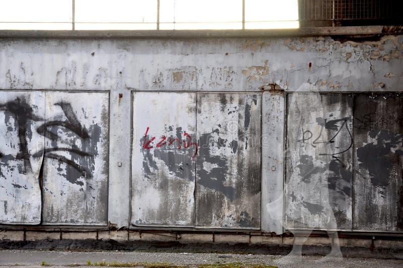 Fantasma urbano fotos de stock