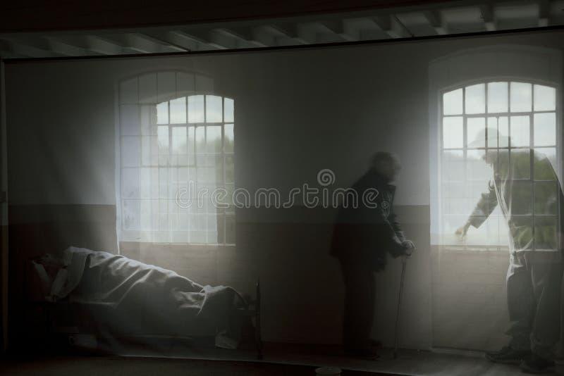Fantasmas fotos de stock