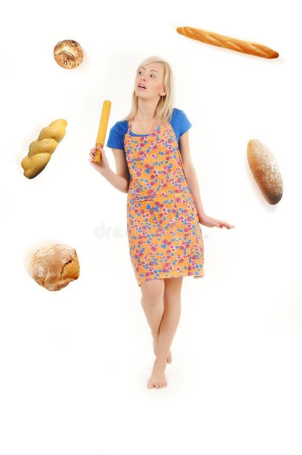 Fantastic bread stock photography