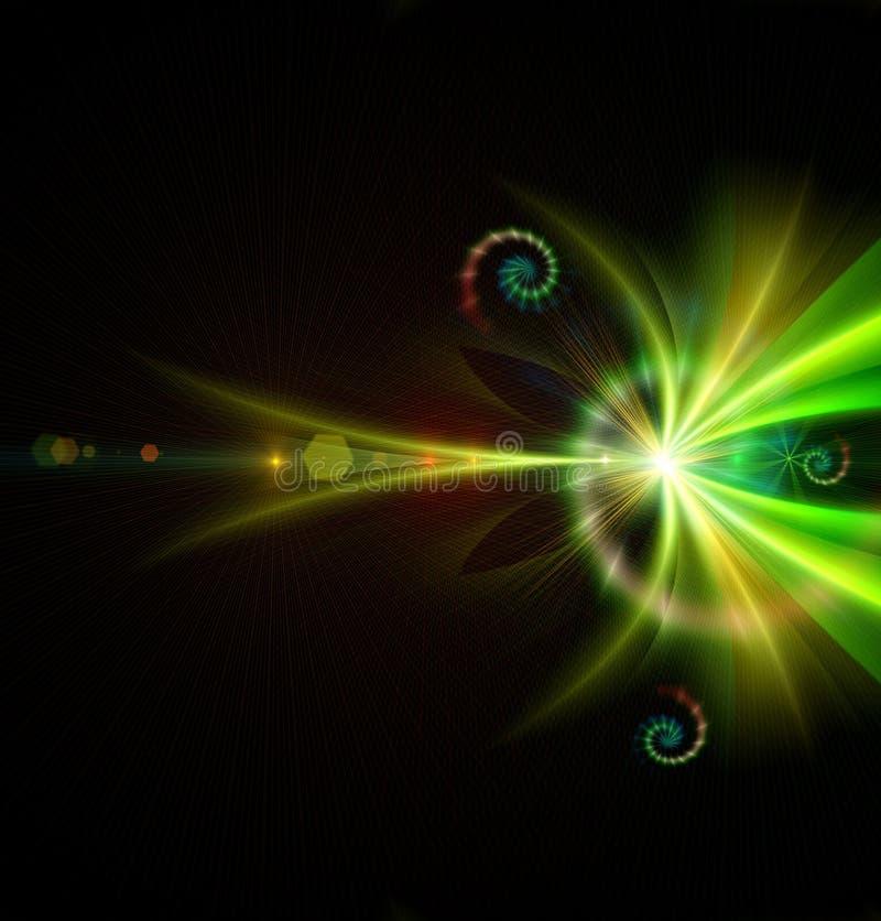 Fantastic colorful backgrouns vector illustration