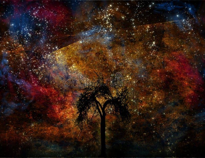Fantastic Landscape royalty free stock photo