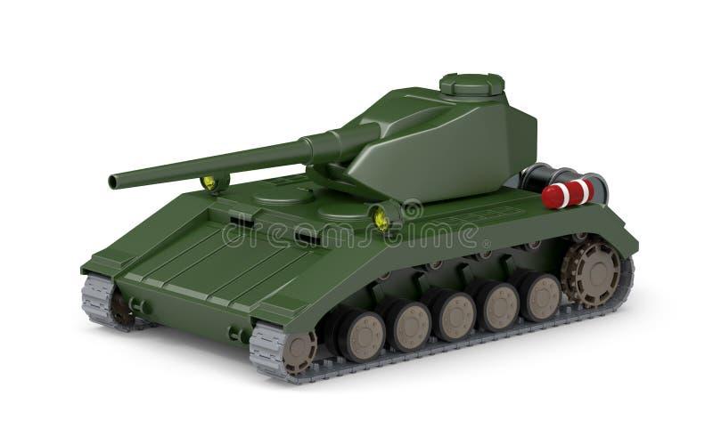 Fantastico pesante del carro armato illustrazione vettoriale