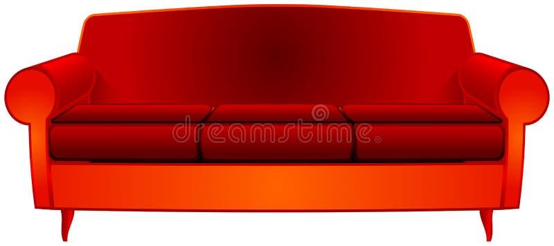 Weiße Couch Fantasy