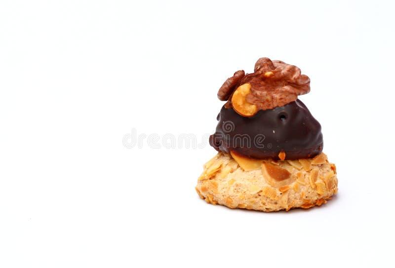 Fantastischer Biskuit - Plätzchen stockfoto