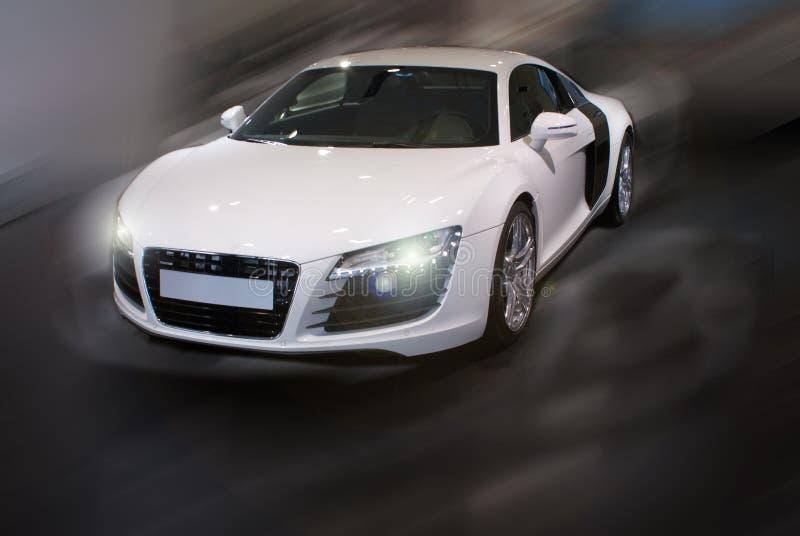 Fantastisches Sport-Auto lizenzfreies stockbild