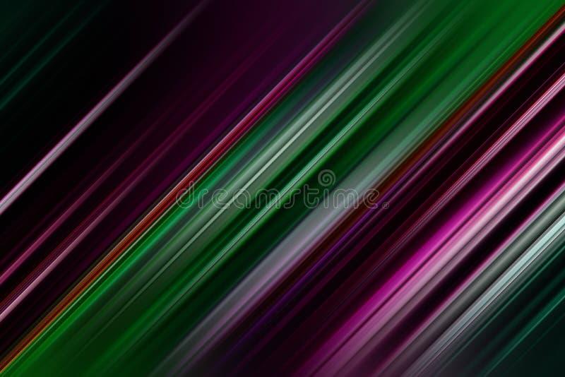 Fantastisk abstrakt bandbakgrundsdesign vektor illustrationer