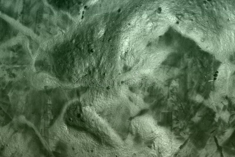 Fantastycznego rocznika tynku bława nowożytna nastroszona venetian tekstura - abstrakcjonistyczny fotografii tło zdjęcie royalty free