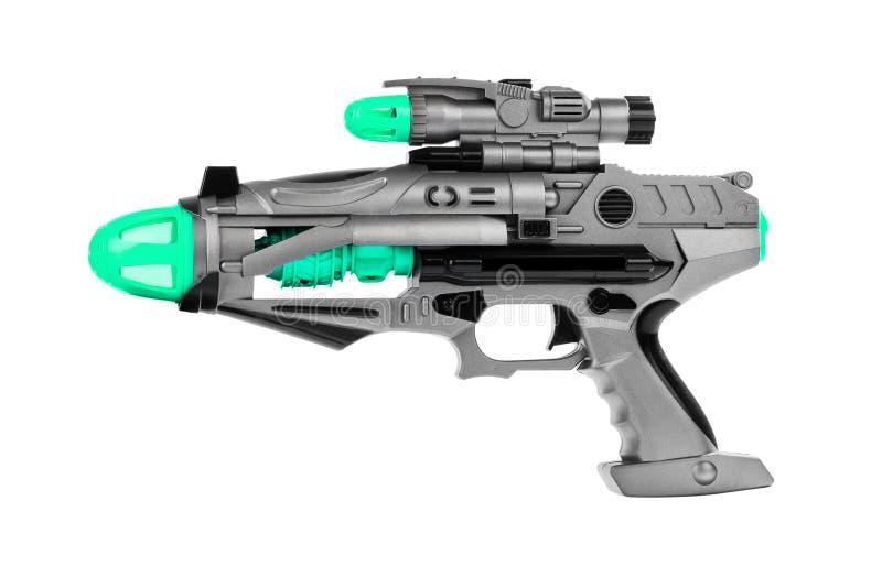 Fantastyczny zabawka pistolet fotografia stock