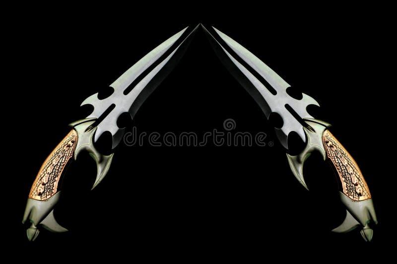 Download Fantasy dagger stock photo. Image of poniard, concept - 25540922