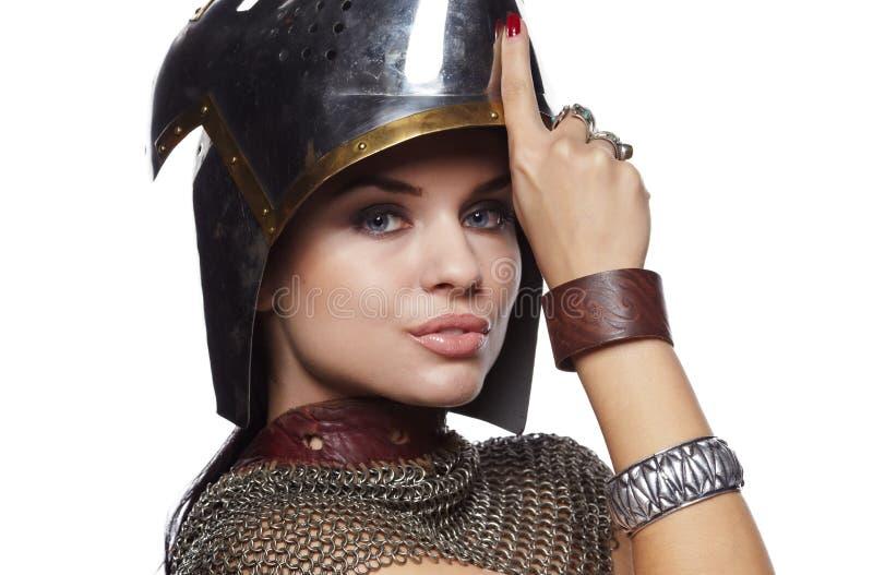. Fantasy fashion idea. royalty free stock photos