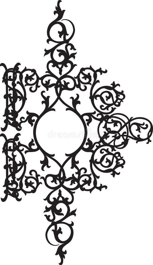 Download Fantasy Floral Ornament Stock Images - Image: 9580564
