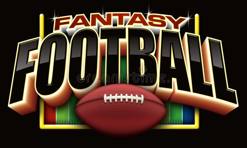 Fantasy Football Royalty Free Stock Photography
