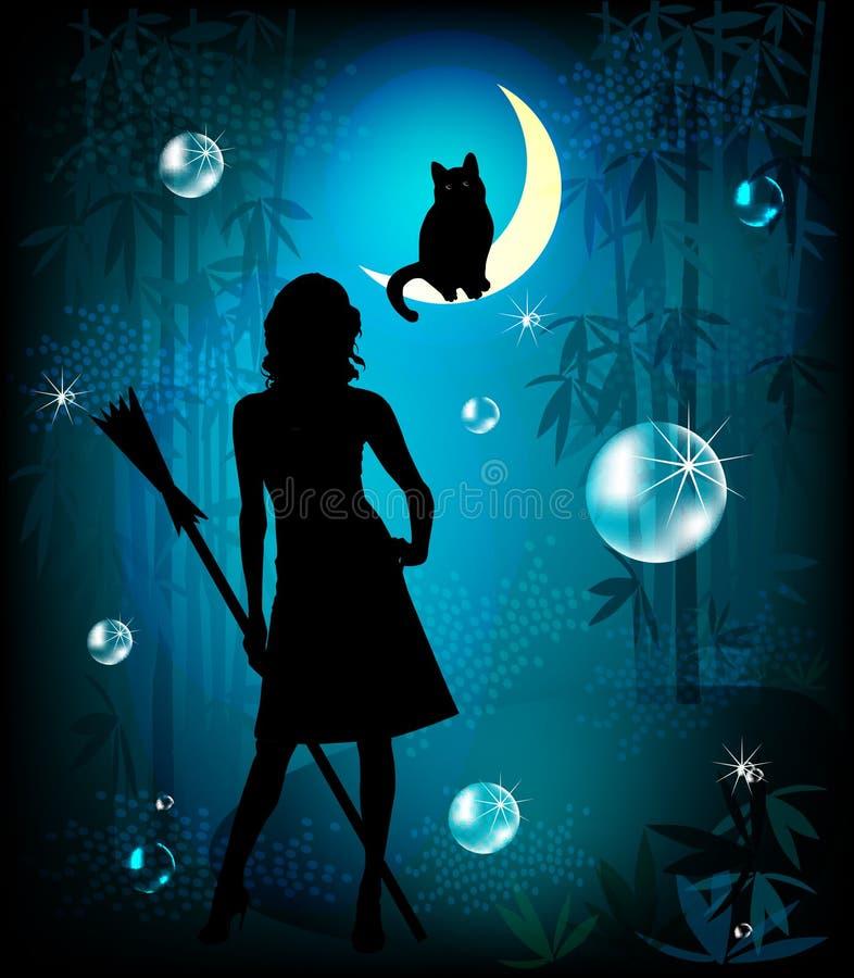 Fantasy illustration vector illustration