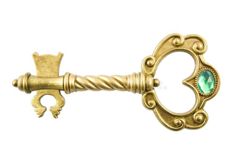 Fantasy key stock photo