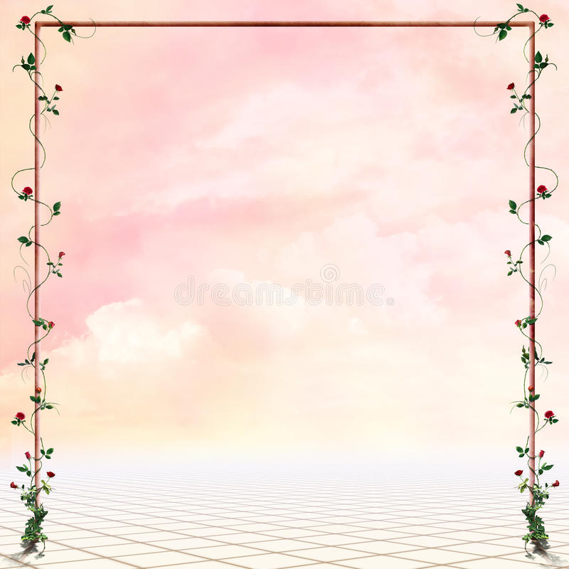 Fantasy Place Stock Images