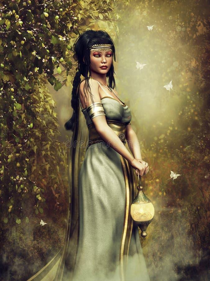 Fantasy Priestess Stock Illustrations 261 Fantasy