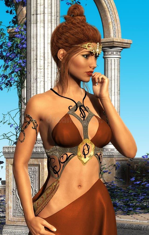 Fantasy Queen II royalty free stock photos