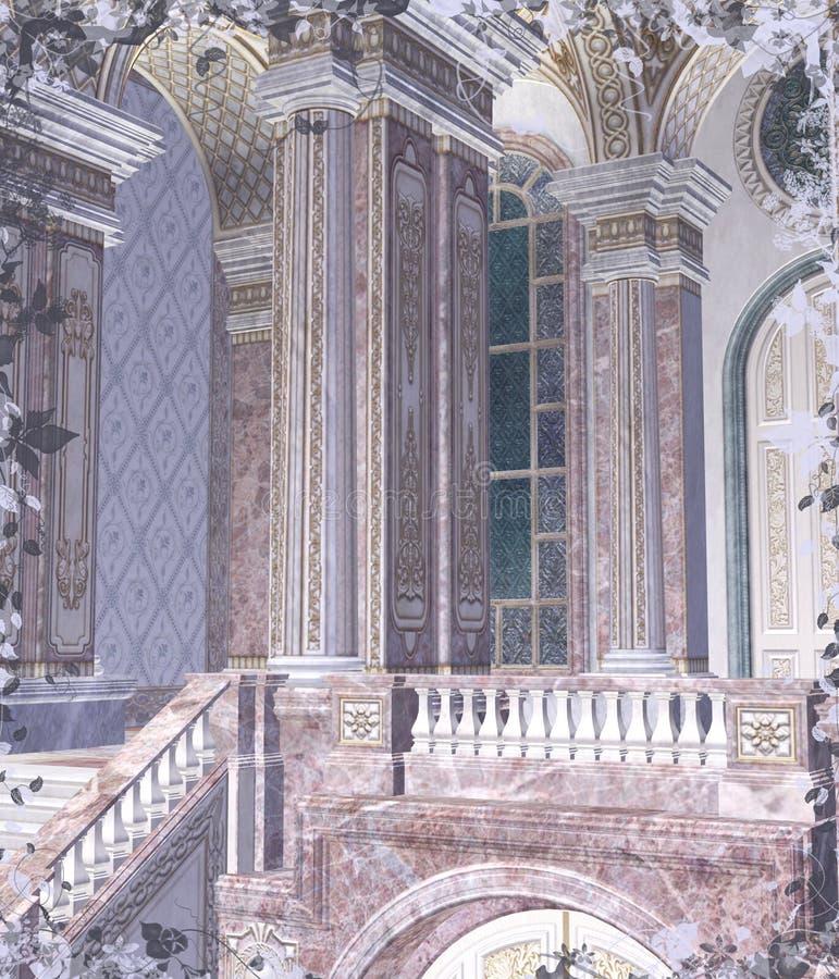 Fantasy Scenery 105 Royalty Free Stock Photos